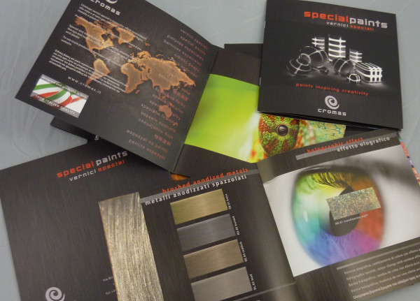 Cromas Srl produces in Italy special paints for architects, designers, artisans and professionals.